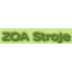 ZOA STROJE – logo společnosti