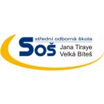 Střední odborná škola Jana Tiraye Velká Bíteš, příspěvková organizace – logo společnosti