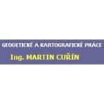 Ing. Martin Cuřín - geodet – logo společnosti