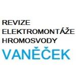 ELEKTROMONTÁŽE - VANĚČEK MILAN (Náchod) – logo společnosti