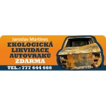 AUTO MARTINEC - Ekologická likvidace autovraků – logo společnosti