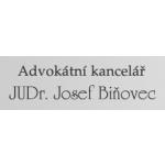 Biňovec Josef JUDr., advokát – logo společnosti