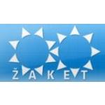 Novák Ivo, Ing.- Žaket - Kartografické vydavatelství a tiskárna – logo společnosti