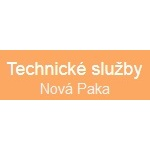 Technické služby Nová Paka – logo společnosti