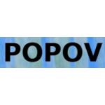 POPOV a.s. – logo společnosti