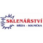 Bříza - Solnička - Sklenářství – logo společnosti