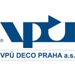 VPÚ DECO PRAHA a.s. – logo společnosti