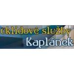 KAPLÁNEK Miloš- KAPLÁNEK ÚKLIDOVÉ SLUŽBY – logo společnosti