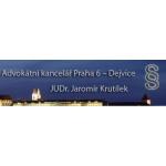 Krutílek Jaromír, JUDr., advokát – logo společnosti