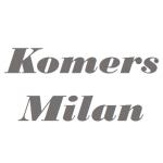 Komers Milan – logo společnosti