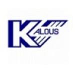 Kalous Václav - stínící a vratová technika – logo společnosti