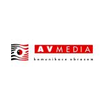AV MEDIA, a.s. – logo společnosti