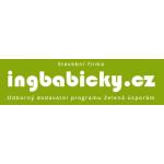 STAVEBNÍ FIRMA - Ing. František Babický – logo společnosti