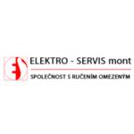 ELEKTRO-SERVIS mont s.r.o. – logo společnosti