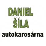 Šíla Daniel - Autokarosárna – logo společnosti