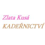 Zlata Kusá- KADEŘNICTVÍ – logo společnosti