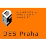 DES Praha, s.r.o. – logo společnosti