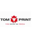 SEDLÁČEK Tomáš - TOM PRINT – logo společnosti