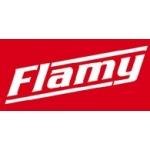Flamy Pardubice a.s. – logo společnosti