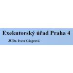 JUDr. Iveta Glogrová- Exekutorský úřad Praha 4 – logo společnosti