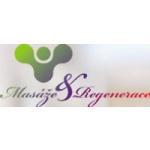 Masáže JV Regenerace – logo společnosti