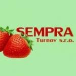 SEMPRA TURNOV s.r.o. - JAHODY – logo společnosti
