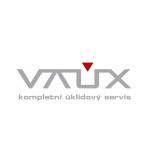 VAUX s.r.o. - Kompletní úklidové služby – logo společnosti