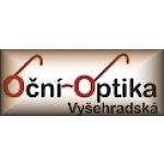 Robert Mošnička - Oční Optika Vyšehradská – logo společnosti