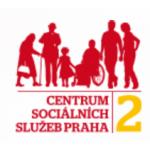 Centrum sociálních služeb Praha 2 (pobočka Praha 2 - Vinohrady, Záhřebská 539/15) – logo společnosti
