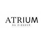 ATRIUM NA ŽIŽKOVĚ - KONCERTNÍ A VÝSTAVNÍ SÍŇ – logo společnosti