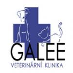 GALEÉ VETERINÁRNÍ KLINIKA – logo společnosti