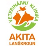 MVDr. Šilarová Marta - Veterinární klinika AKITA – logo společnosti