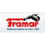 BARVY FRAMAR s.r.o. – logo společnosti