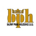 Balírny Praha - Holešovice s.r.o. – logo společnosti