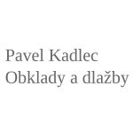 Pavel Kadlec- Obklady a dlažby – logo společnosti