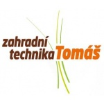 Zahradní technika TOMÁŠ – logo společnosti