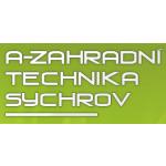A - Zahradní technika SYCHROV a 10 000 věcí pro domácnost TURNOV s.r.o. - zahradní technika – logo společnosti