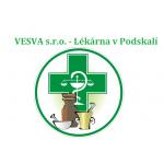 VESVA s.r.o. - Lékárna v Podskalí – logo společnosti