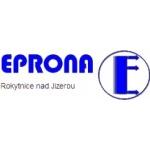 EPRONA, a. s. – logo společnosti