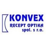 KONVEX - RECEPT OPTIKA, spol. s r.o. – logo společnosti