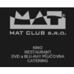 MAT CLUB s.r.o. - Kino MAT – logo společnosti