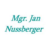 Mgr. Jan Nussberger - advokát – logo společnosti