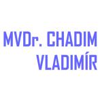 MVDr. CHADIM VLADIMÍR- veterinární ambulance – logo společnosti