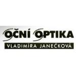 Janečková Vladimíra - Oční optika – logo společnosti