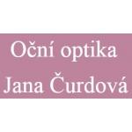 Čurdová Jana - Oční optika – logo společnosti