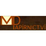 Papírnictví Dušan Morávek – logo společnosti