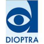 Dioptra, a.s. Turnov – logo společnosti