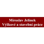 Miroslav Jelínek- VÝŠKOVÉ A STAVEBNÍ PRÁCE – logo společnosti