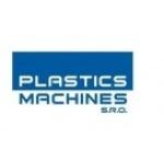 PLASTICS MACHINES s.r.o. – logo společnosti