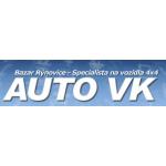 AUTO VK s.r.o. – logo společnosti